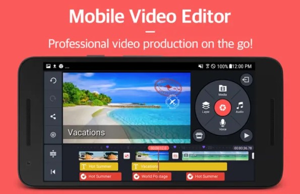 Aplikasi Edit Video Android Terpopuler